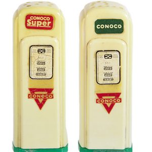 Conoco Salt & Pepper Shakers