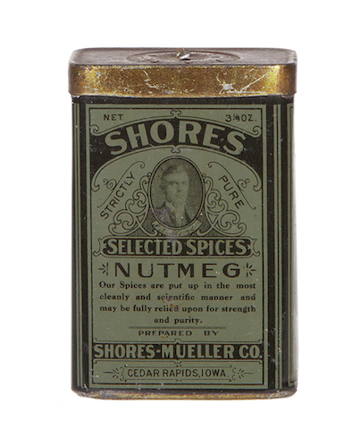 Shores Spice Tin