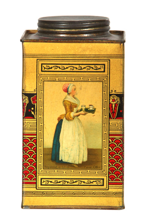 Bakers Cocoa Tin