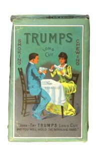 Trumps Tobacco Package