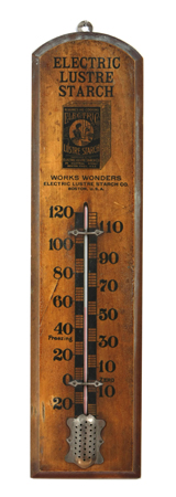 Electric Lustre Starch Thermometer