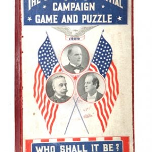 Presidential Campaign Game and Puzzle
