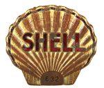 Shell Oil Badge
