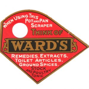 Ward's Remedies Pot Scraper