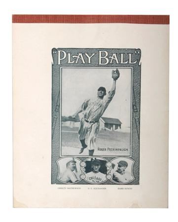 Play Ball Tablet