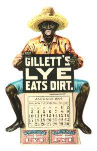 Gillett's Lye Calendar
