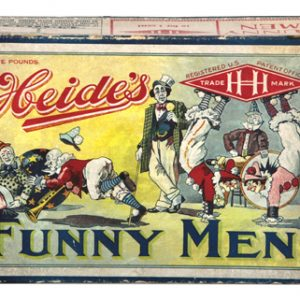 Heide's Funny Men Candy Box