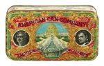 American Can Company Tin