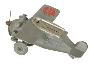 Vintage Airplane Bank