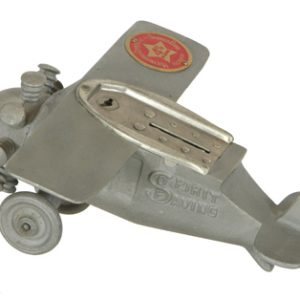 Vintage Airplane Bank