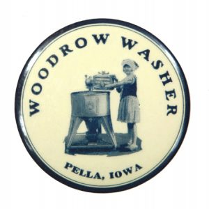 Woodrow Washers Pocket Mirror