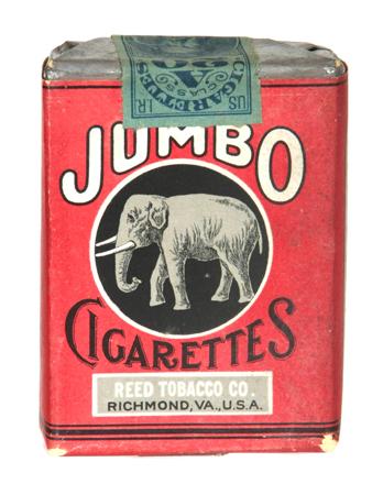 Jumbo Cigarettes Pack