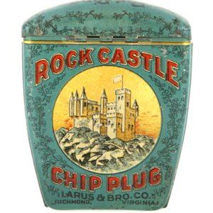 Rock Castle Tobacco Tin
