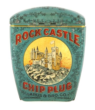 Rock Castle Tobacco Tin