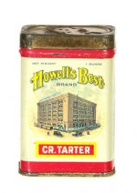 Howell's Best Spice Tin