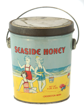 Seaside Honey Pail