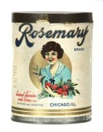 Rosemary Coffee Can