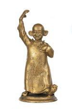 Yellow Kid Figure