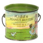 Kidd's Peanut Butter Pail