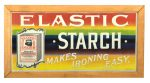 Elastic Starch Sign