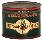 Putnam Coffee Can