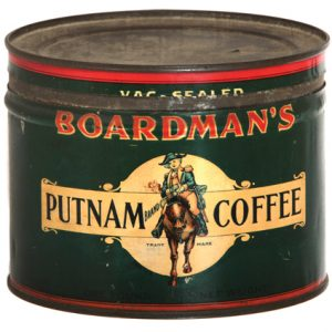 Putnam Coffee Can