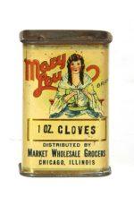 Mary Lou Spice Tin
