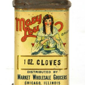 Mary Lou Spice Tin