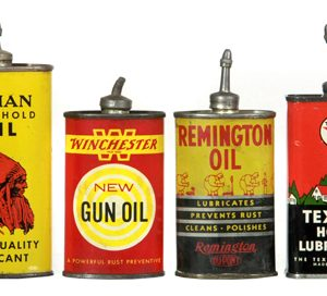 Vintage Handy Oilers Tins