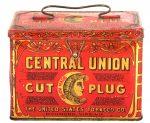 Central Union Tobacco Pail