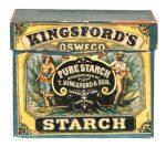 Kingsford's Starch Box