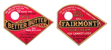 Fairmont Better Butter Pot Scraper