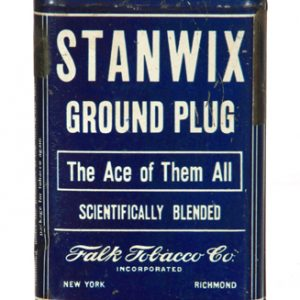 Stanwix Tobacco Tin