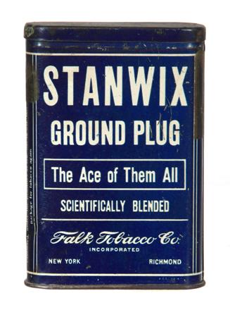 Stanwix Tobacco Tin