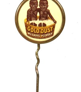 Gold Dust Stick Pin