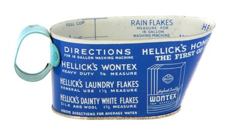Hellick's Wontex Measuring Cup