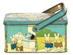 Peter Rabbit Tin Pail