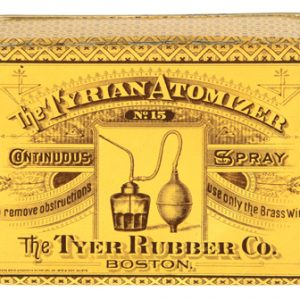 Tyrian Atomizer Tin