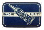 Nutex Prophylactics Tube Tin