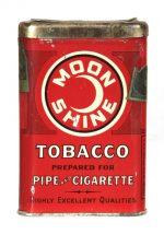 Moon Shine Tobacco Tin