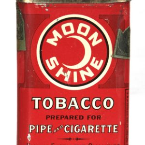Moon Shine Tobacco Tin