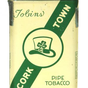Cork Town Tobacco Tin
