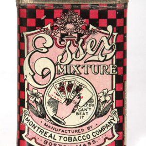 Essex Mixture Tobacco Tin