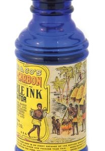 Zanzibar Ink Bottle