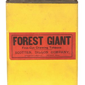 Forest Giant Tobacco Bin