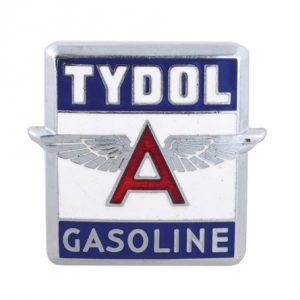 Tydol Gasoline Badge
