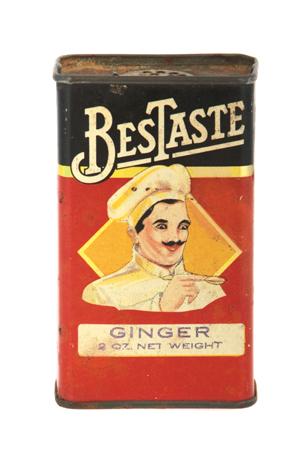 BesTaste Spice Tin