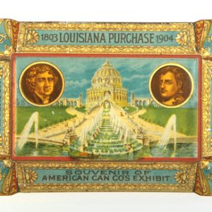 Louisiana Purchase Tray