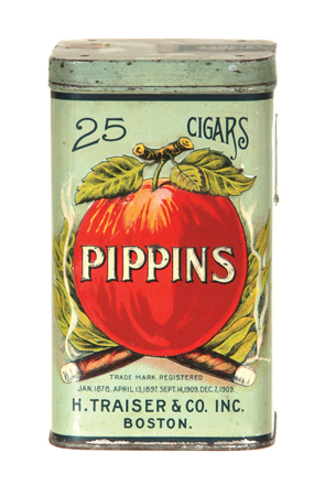 Pippins Cigar Tin