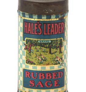 Hale's Leader Spice Tin